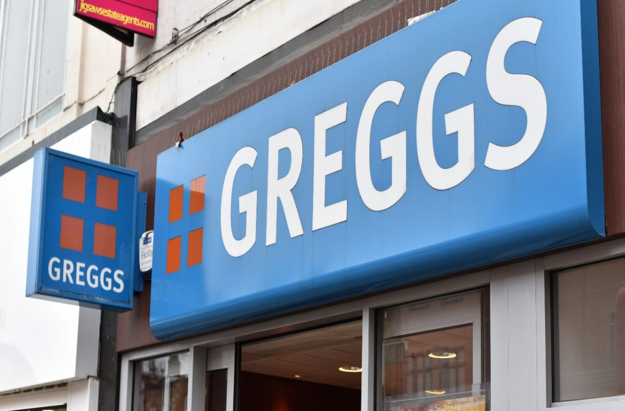 Greggs launch their 2019 Christmas menu – and it includes a tub of pigs in blankets!