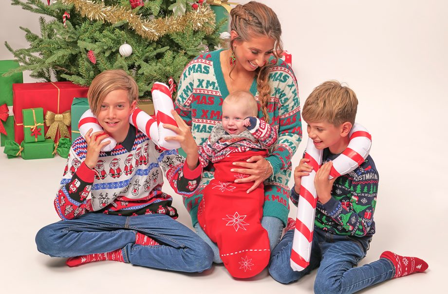 stacey solomon joe swash reveal adorable new family tradition