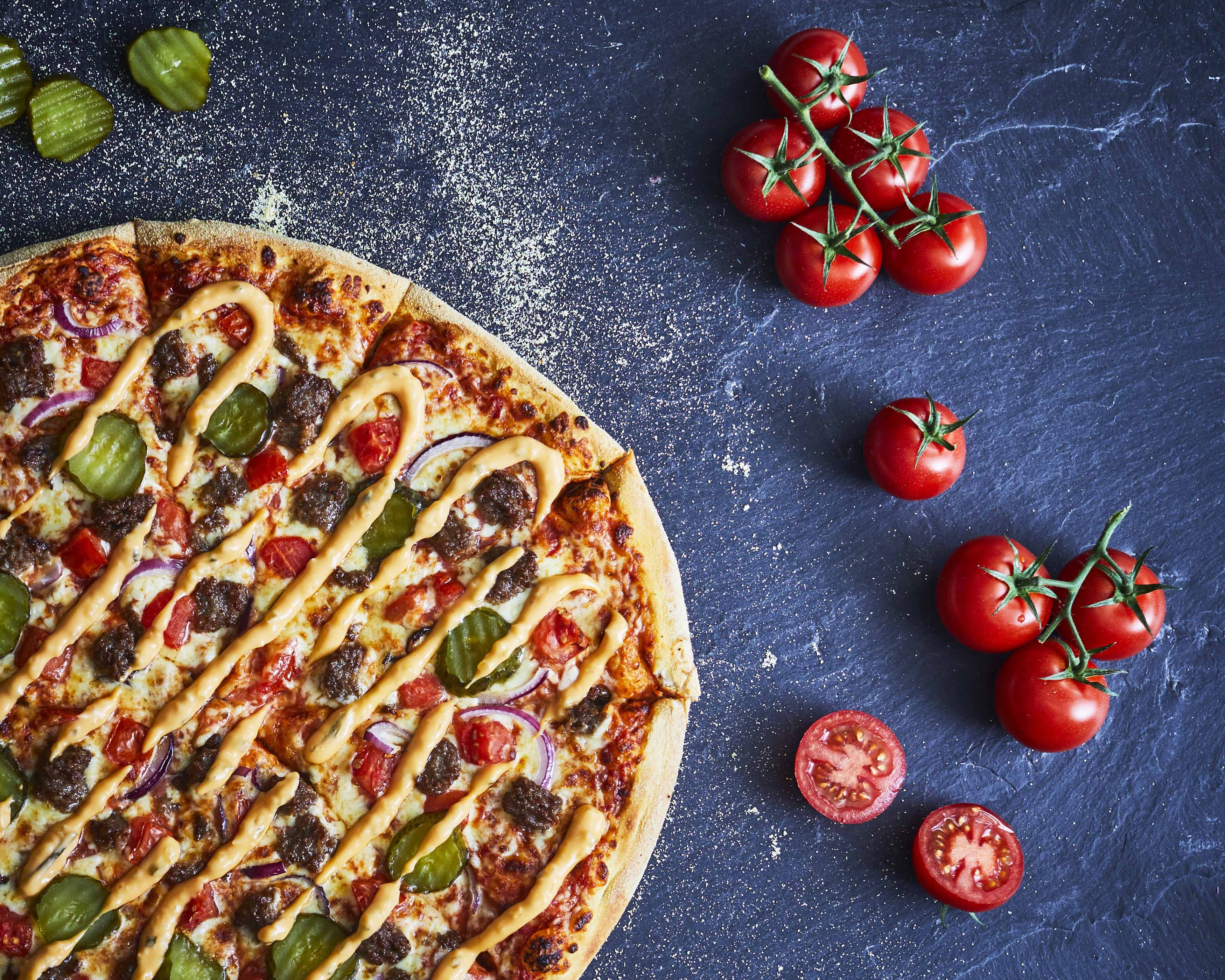 Dominos Are Launching A Vegan Pizza And Takeaways Will