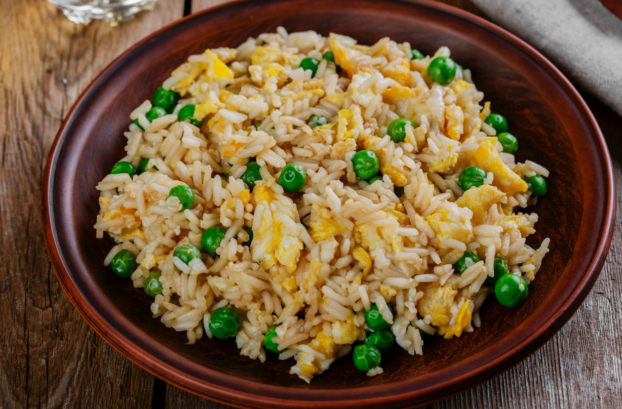 Slimming World S Special Egg Fried Rice Chinese Recipes Goodtoknow