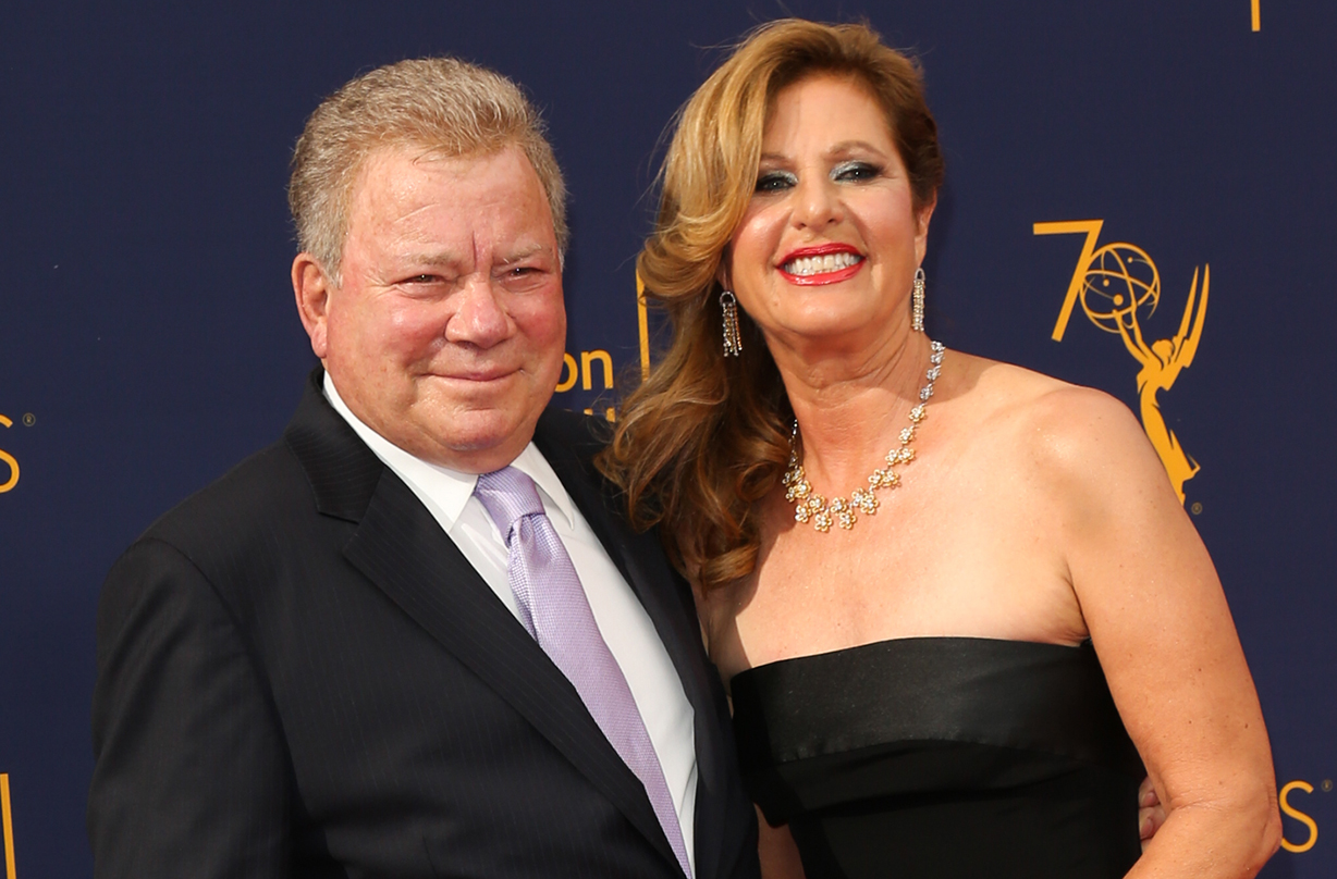 Actor William Shatner files for divorce from wife of 18 years