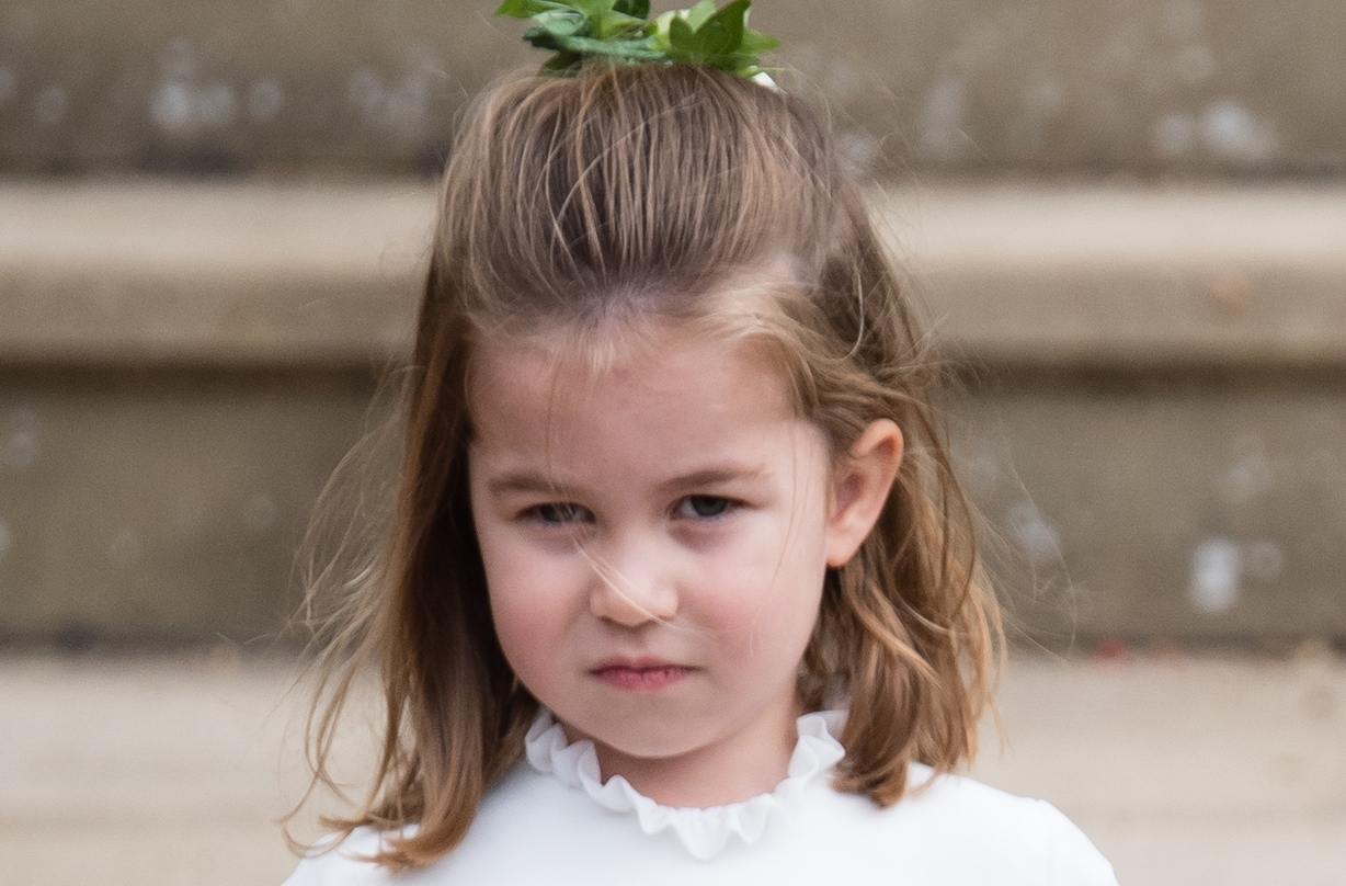 Princess Charlotte's new 'obsession' is the same as the Queen but Prince William banned it as Christmas present