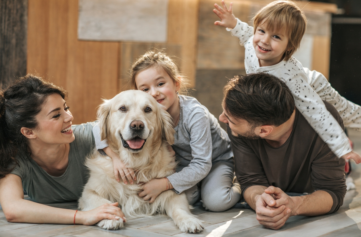 The most popular dog names in 2019 has been revealed – with traditional names being a big influence