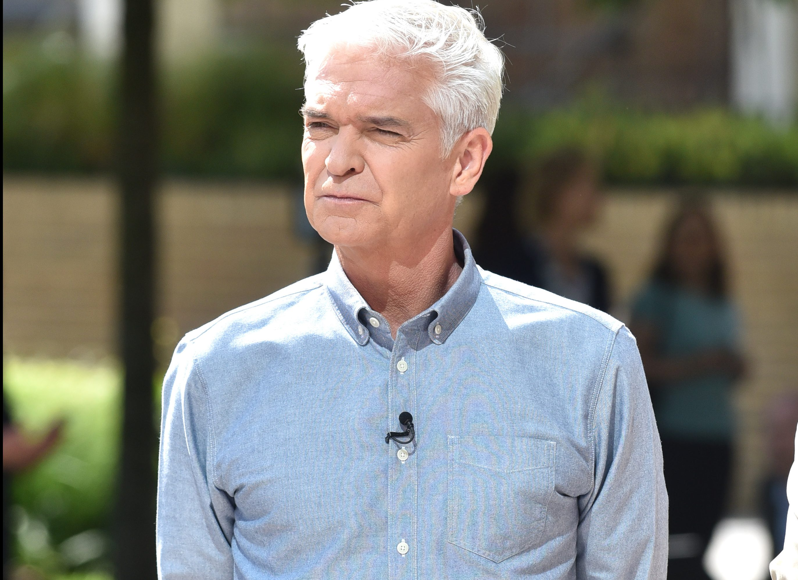 Viewers aren't happy with Phillip Schofield's show How To Spend It Well at Christmas