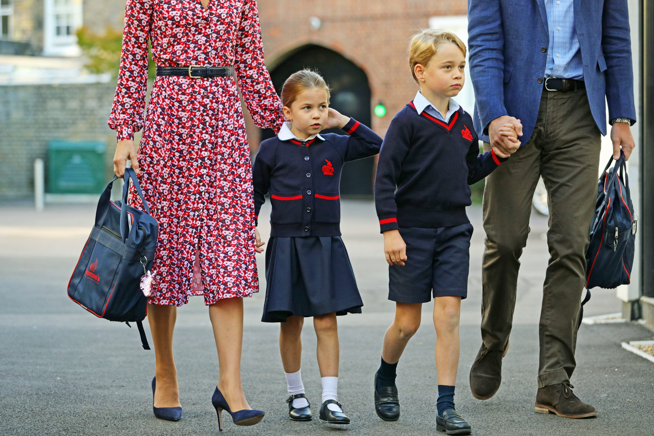 George and Charlotte