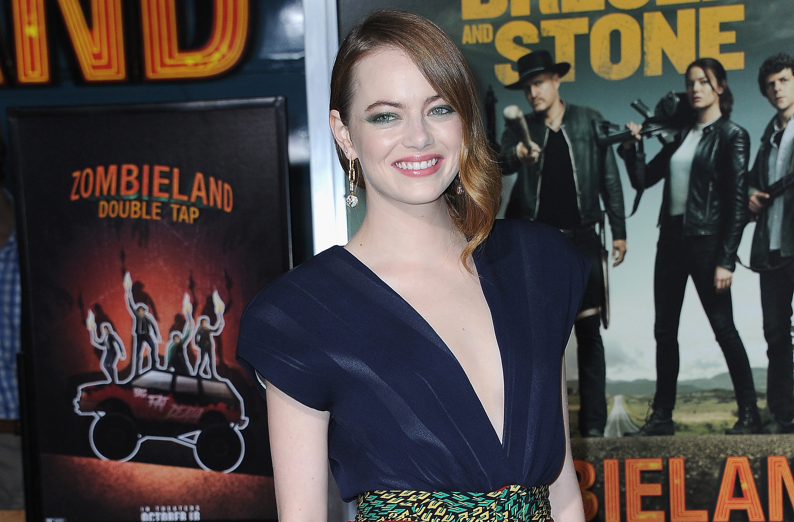 Emma Stone is engaged to longtime boyfriend Dave McCary