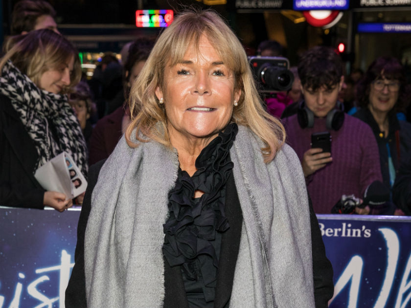 'I'm definitely coming back' Loose Woman Linda Robson is determined to make this coming year extra special