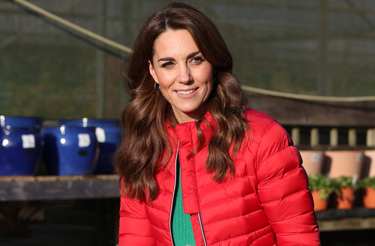 Duchess Kate Middleton's sweet moment as she surprises children on Christmas day out