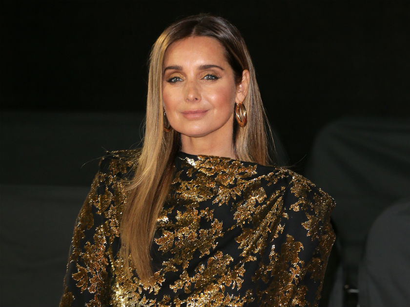 'I want to find a handsome man under the tree!' Louise Redknapp reveals what she REALLY wants for Christmas this year