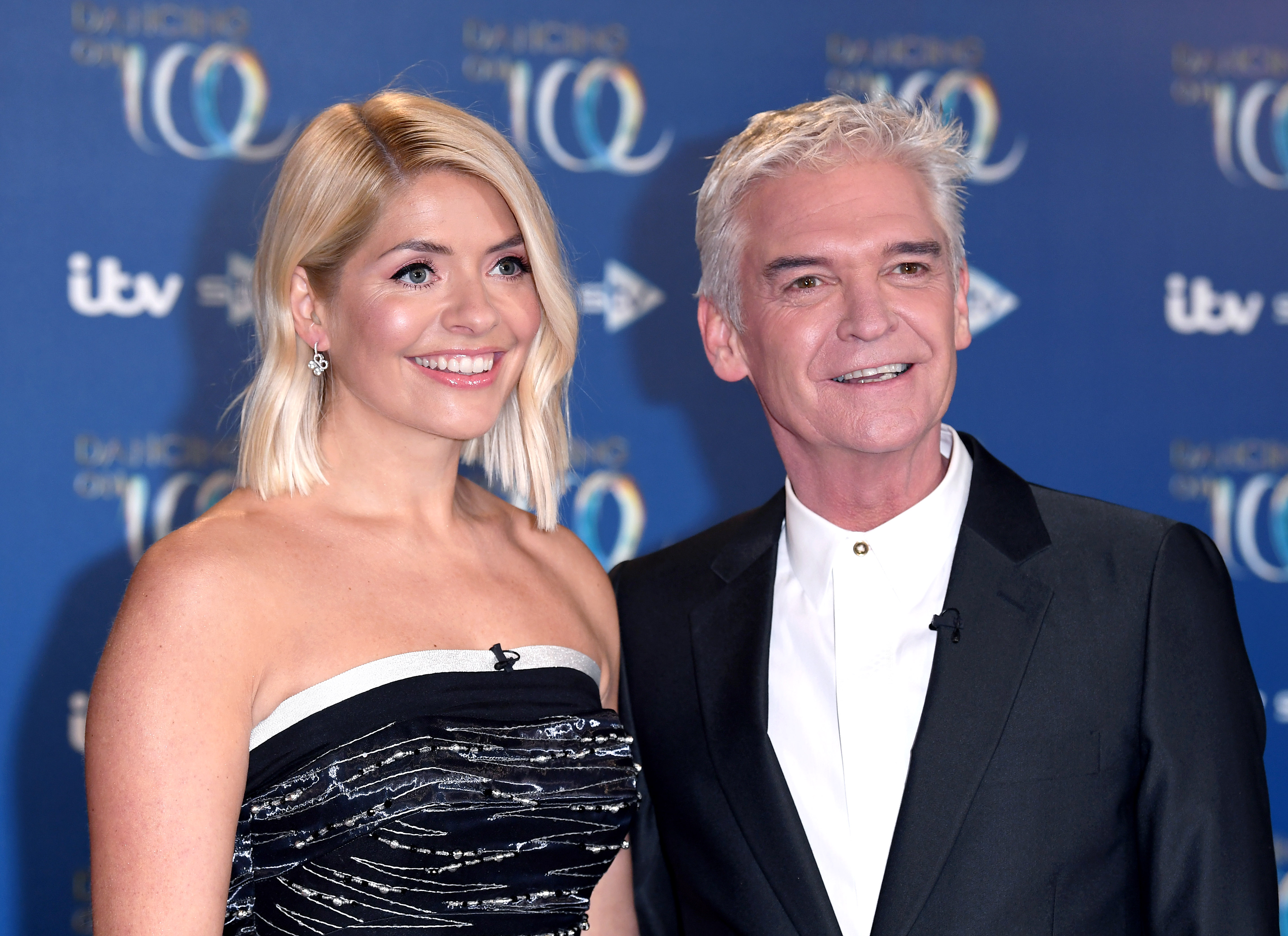 Holly Willoughby fights back tears over Phillip Schofield amid rift rumours