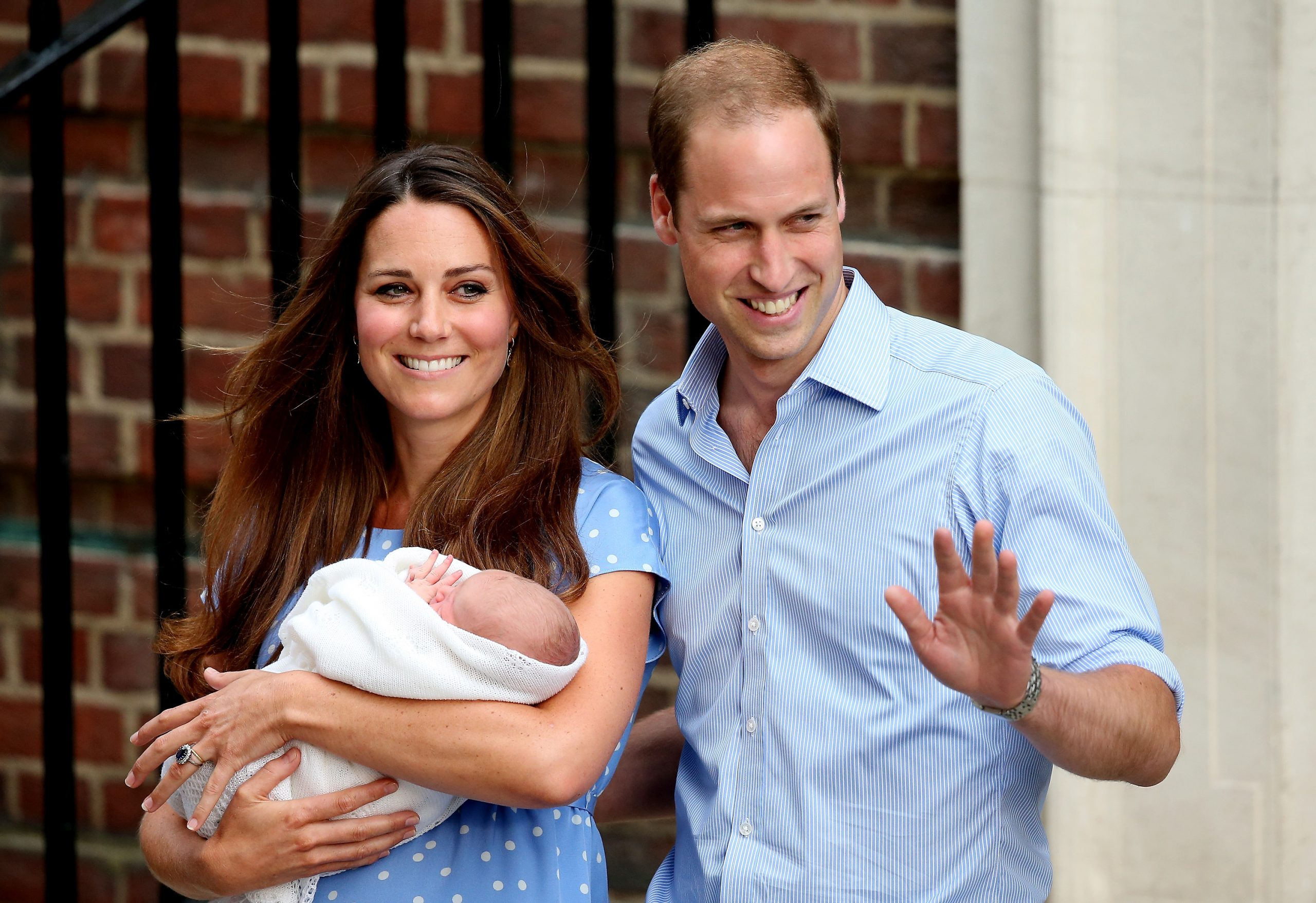 Prince George birth