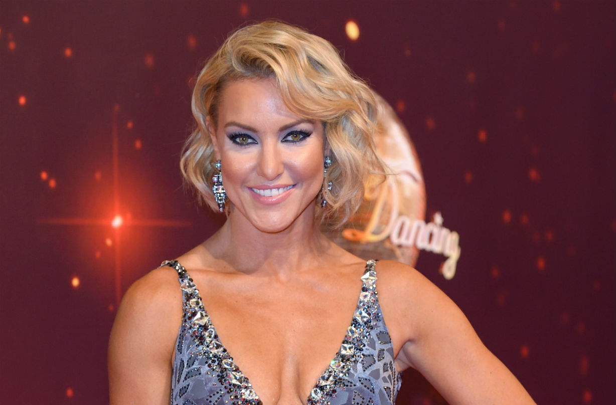 Strictly star Natalie Lowe gives birth to baby boy after 'long and difficult' journey to parenthood