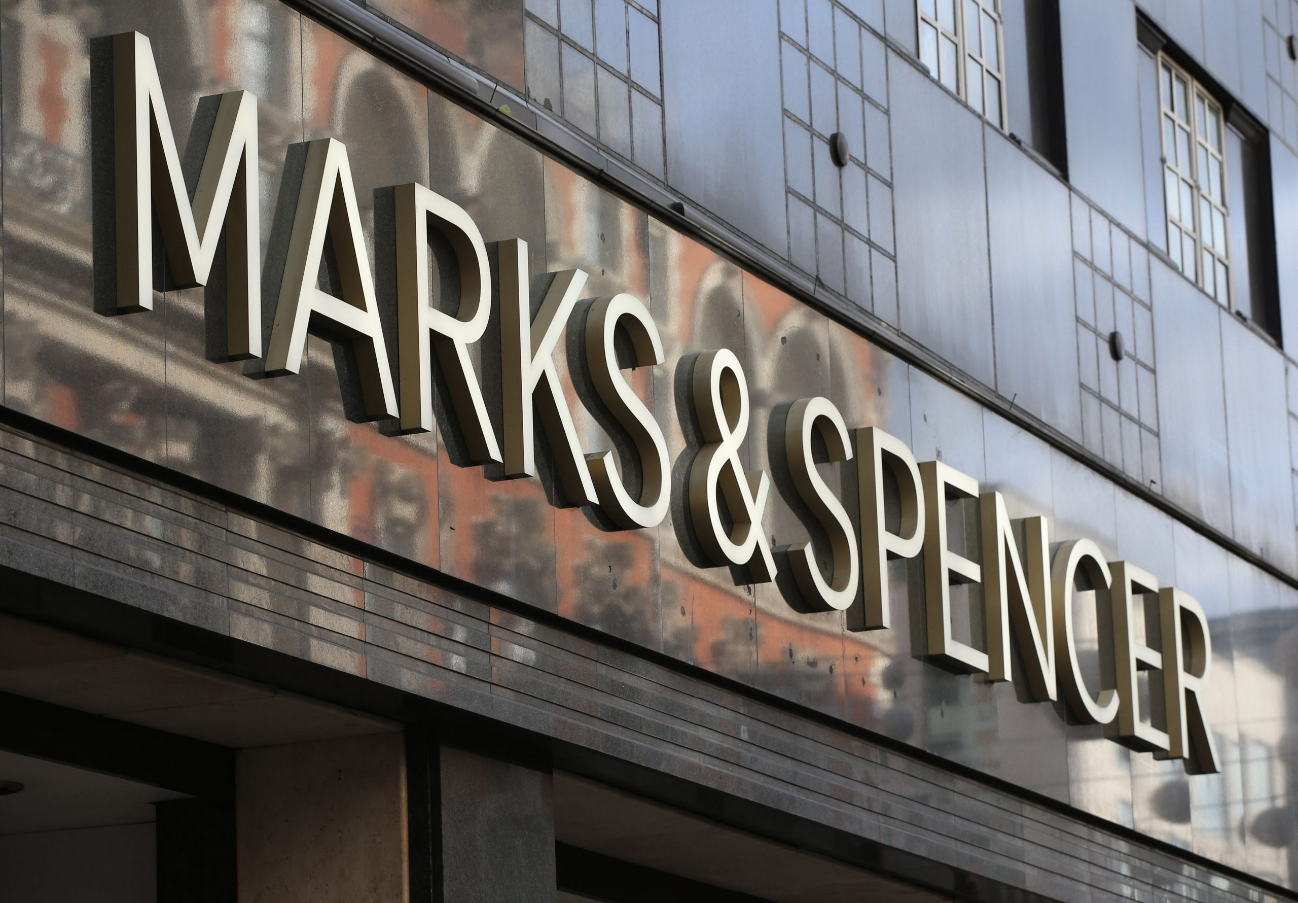 marks and spencer deal