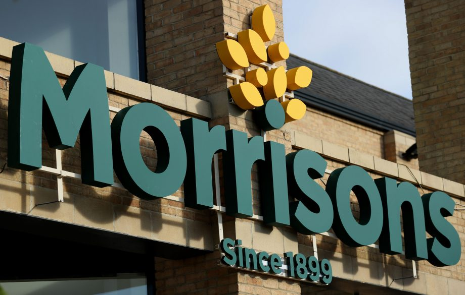 Morrisons is giving away free 'Carrots for Rudolph' this season