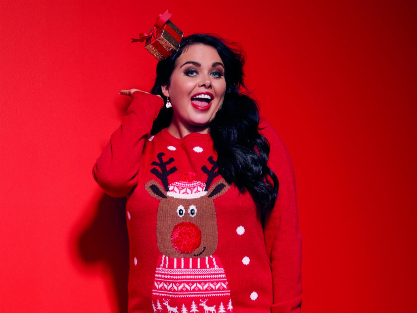 'Putting weight on at Christmas is a must!' Scarlett Moffatt on letting go over the festive period