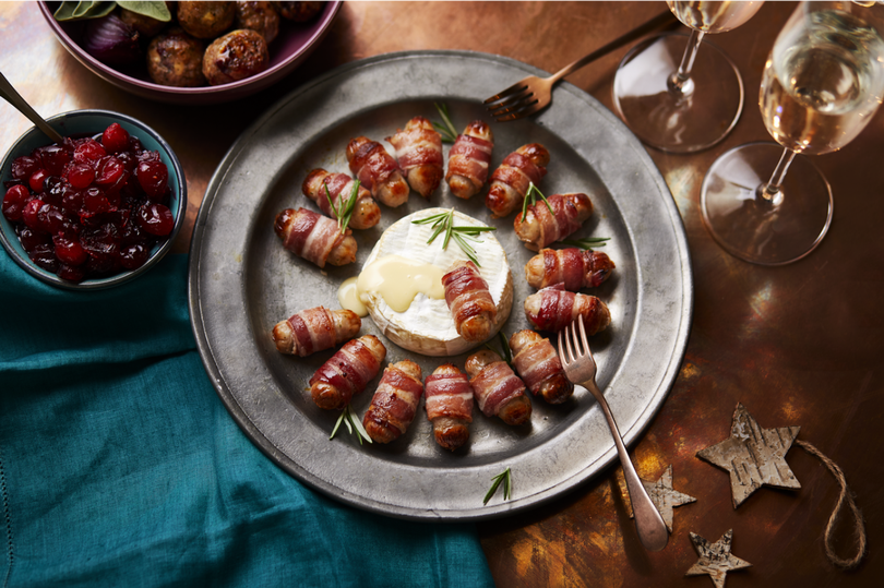 Asda is now selling a pigs in blankets fondue and it looks delicious