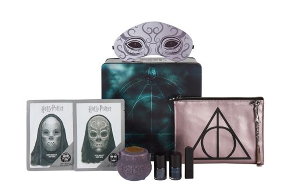 boots harry potter beauty christmas chest