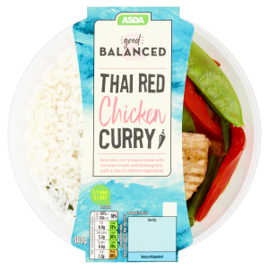 Asda Ready Meals Healthiest And Low Calorie Options
