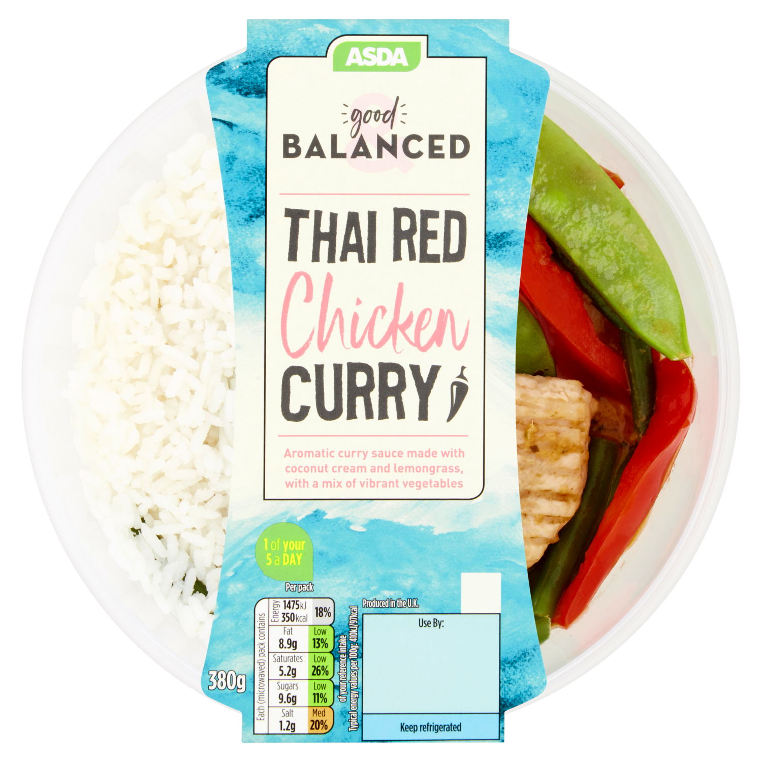 Asda ready meals: healthiest and low calorie options