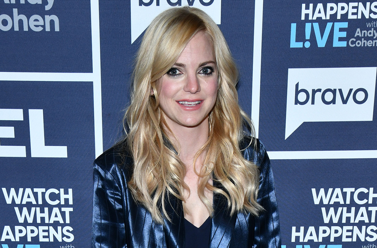 Anna Faris engaged to Michael Barrett, co-star Allison Janney confirms