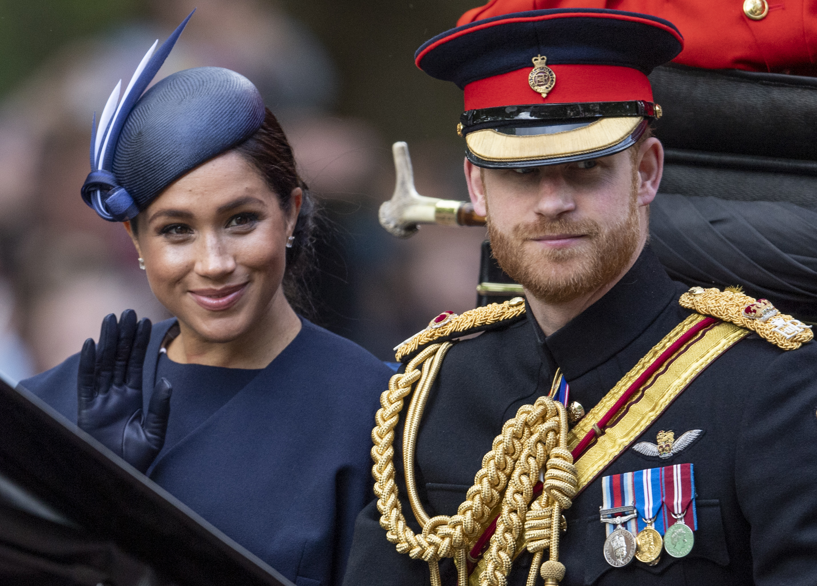 Harry & Meghan's place in the royal hierarchy: who will they now bow and curtsey to?