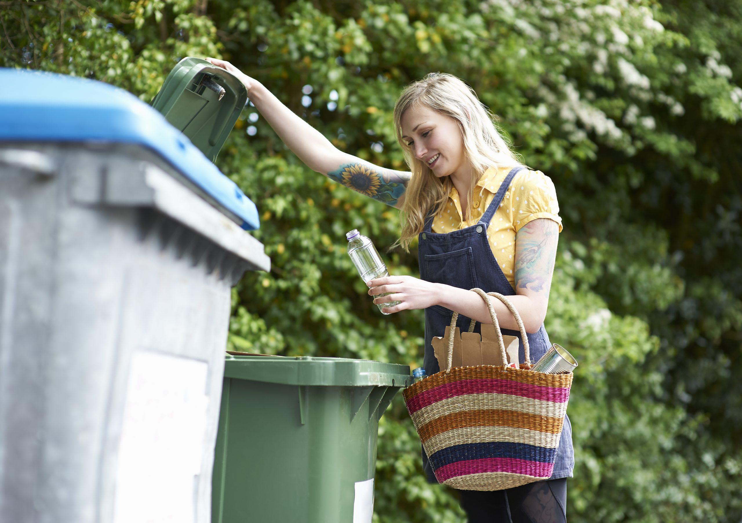 Eco-friendly declutter