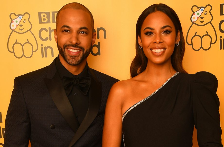 rochelle humes shares daughters faces photos instagram