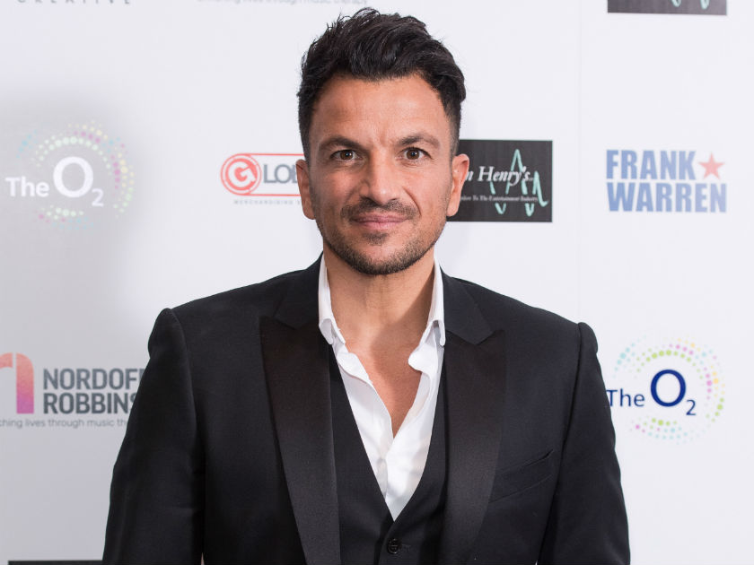 Peter Andre stands by bankrupt Katie Price