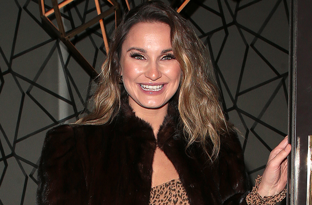 Lovely news for Sam Faiers as exciting new project is unveiled