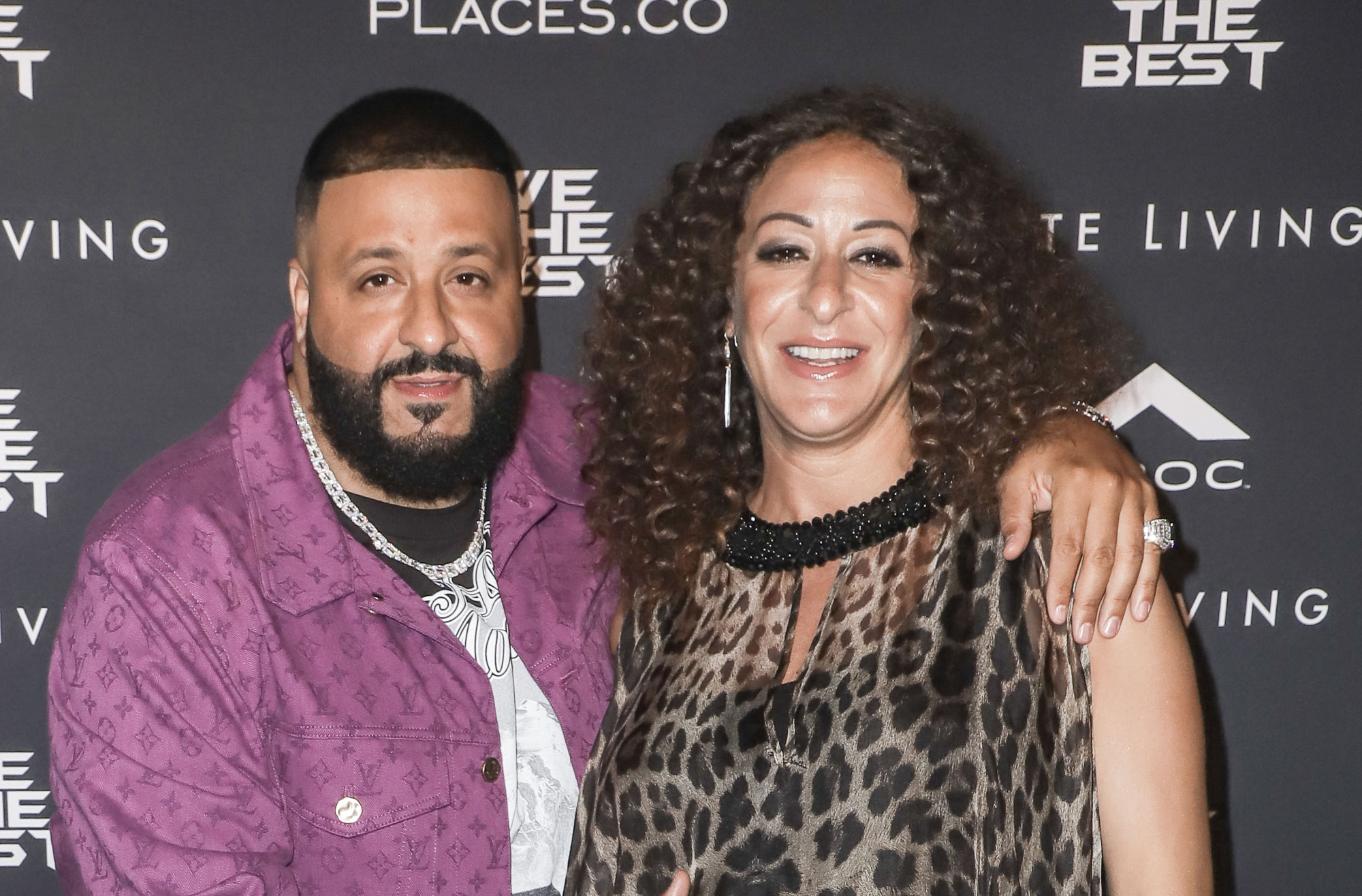 DJ Khaled and his wife Nicole Tuck have welcomed their second son