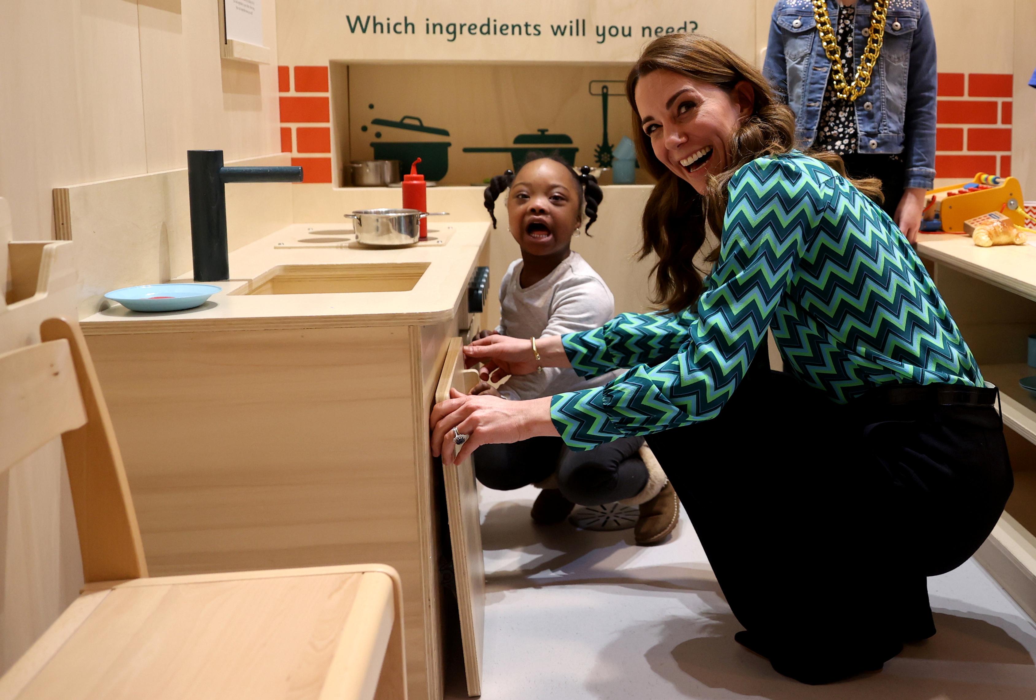 Kate Middleton finally unveils secret project during surprise visit in Birmingham
