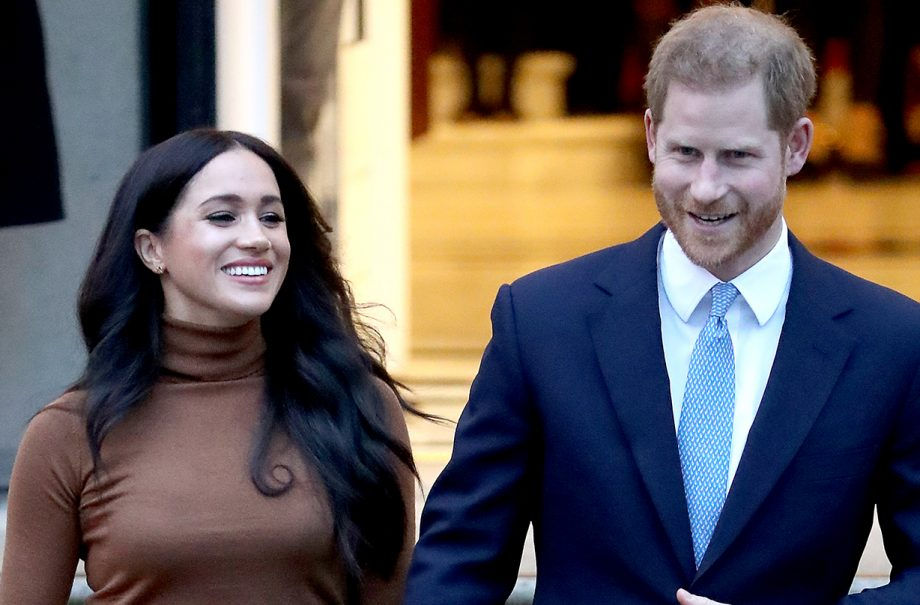 Prince Harry Meghan Markle break silence shock announcement