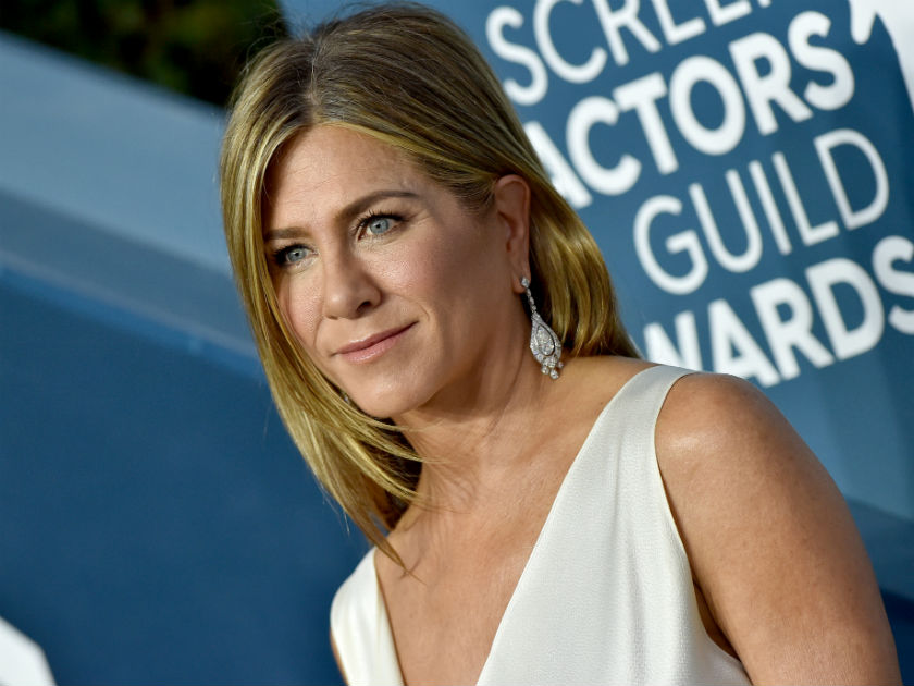 Jennifer Aniston and Brad Pitt – are they more than just friends?