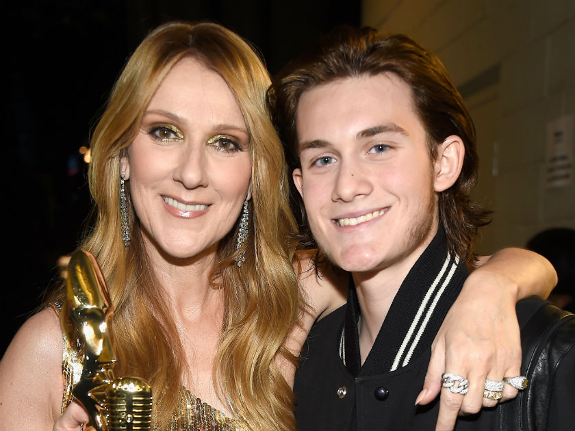 Celine Dion pays touching birthday tribute to son René-Charles: 'Your father's guidance continues'