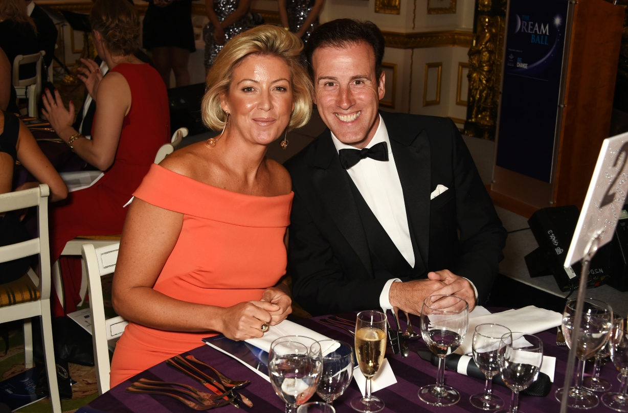 Anton Du Beke tears up as he opens up about fertility and IVF struggles with wife Hannah