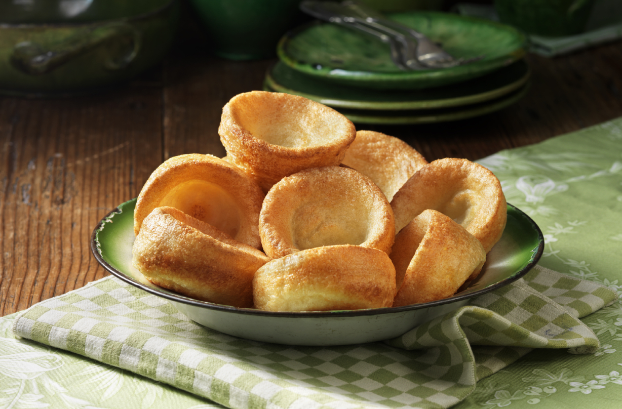 The Queen's former chef shares his fool proof Yorkshire pudding recipe