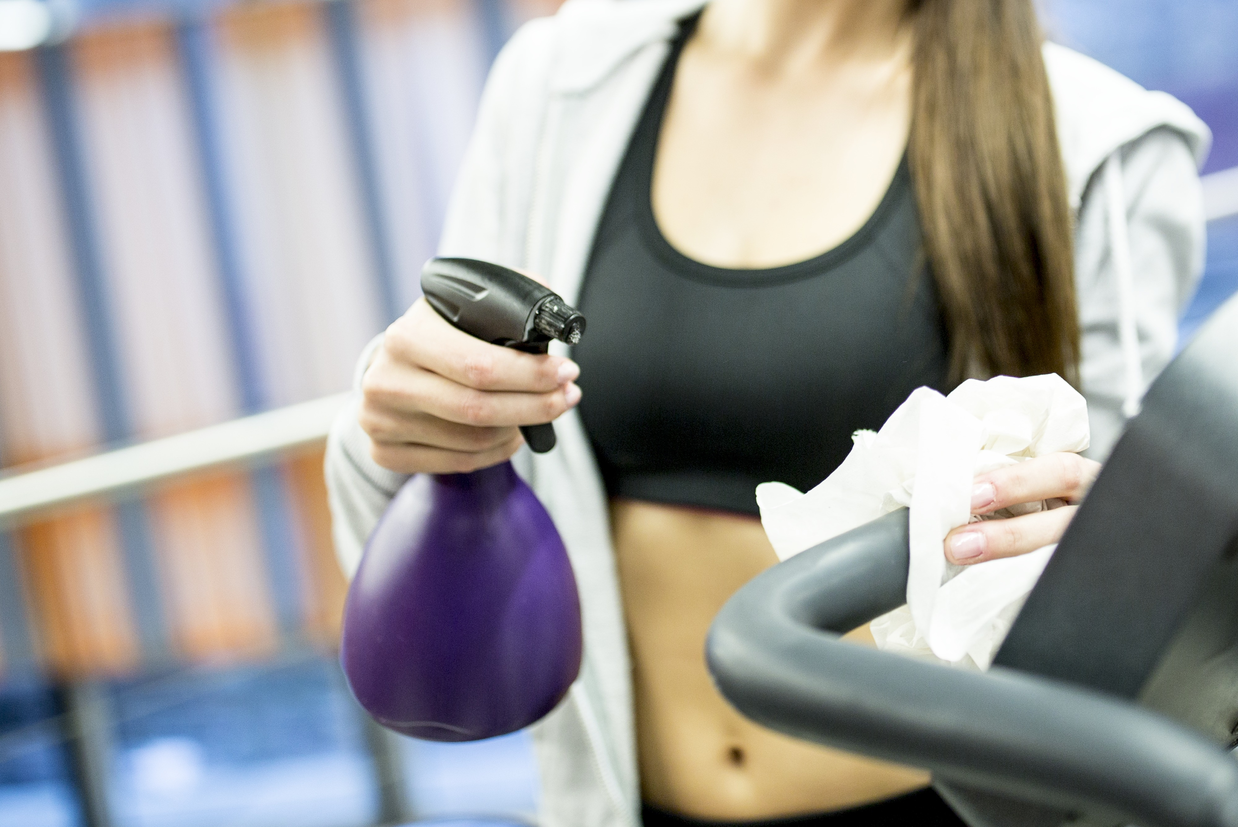 The common mistake that's leaving your gym kit riddled with infection-causing germs