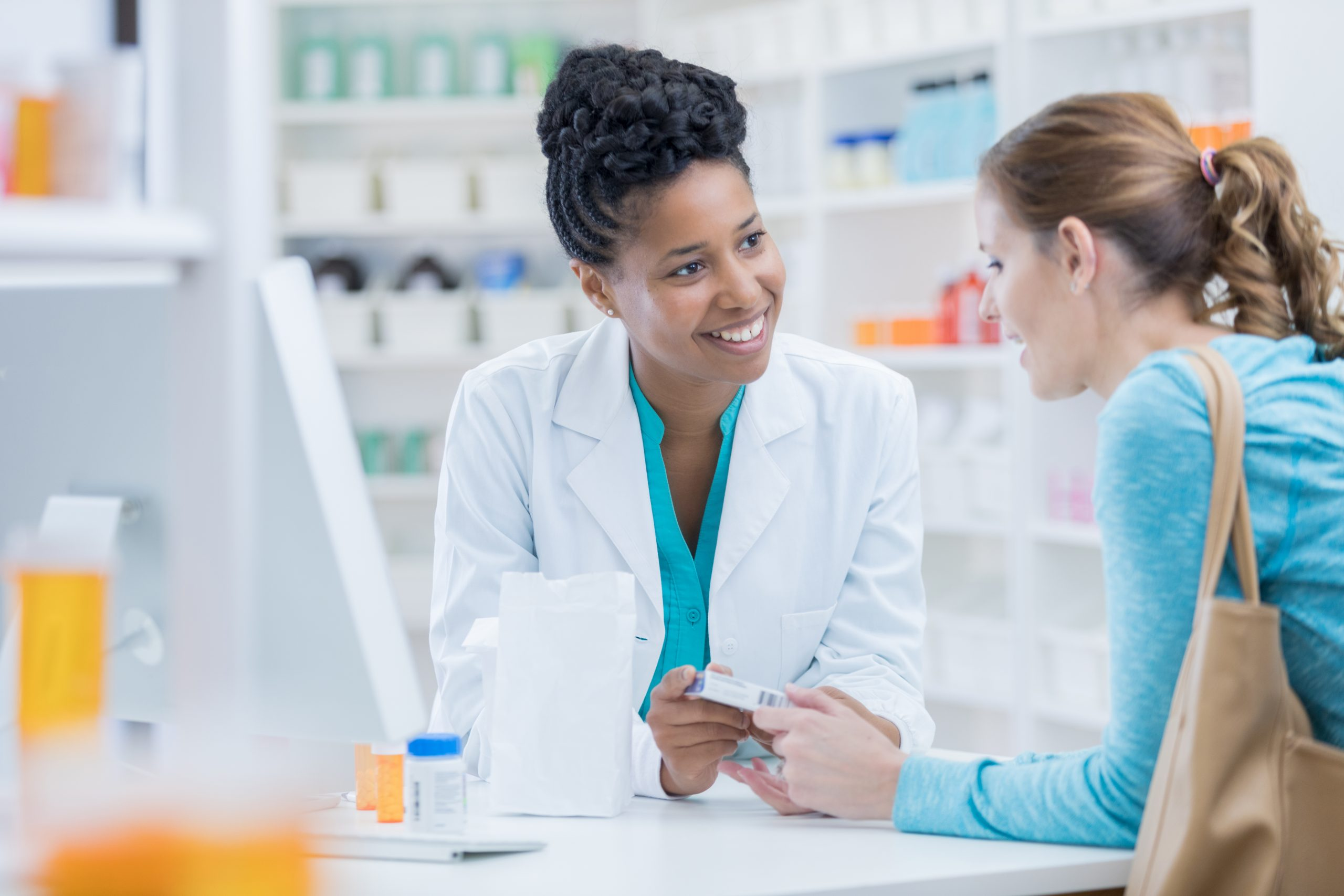 Don't have time to see your GP? 12 health problems your pharmacist can help with