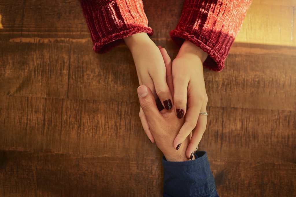 This is why holding hands with your partner deepens your bond