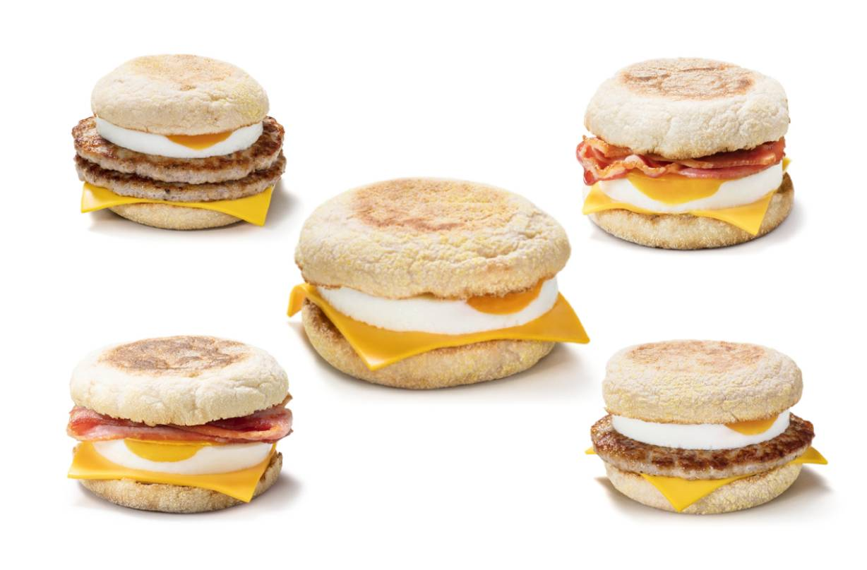 How Many Calories Are There In A Mcdonald S Breakfast