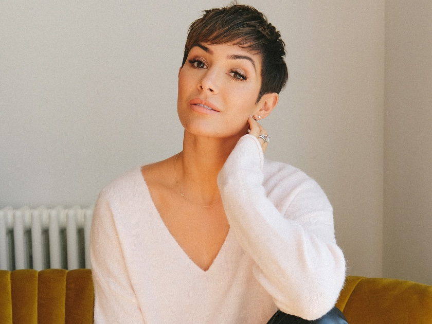 Frankie Bridge opens up about her mental health battles and family life