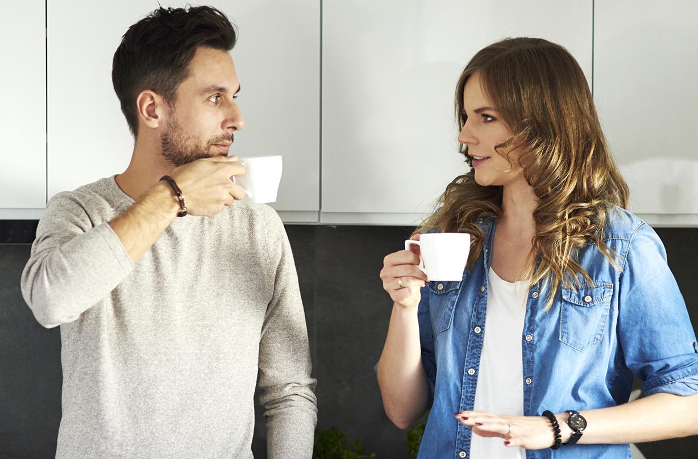 quarter couple uncomfortable discussing money