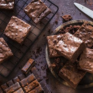 This is the recipe you need to try for rich, fudgy brownies every time