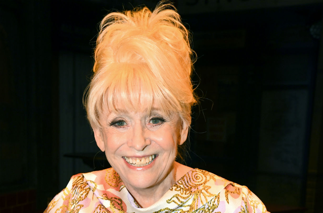 Alzheimer's sufferer Barbara Windsor 'comes back' during EastEnders