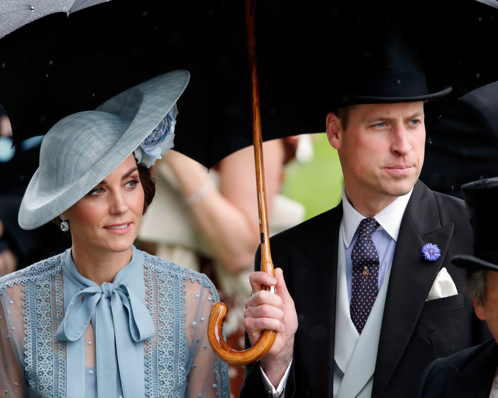 11 times Kate and William broke the royal rule book