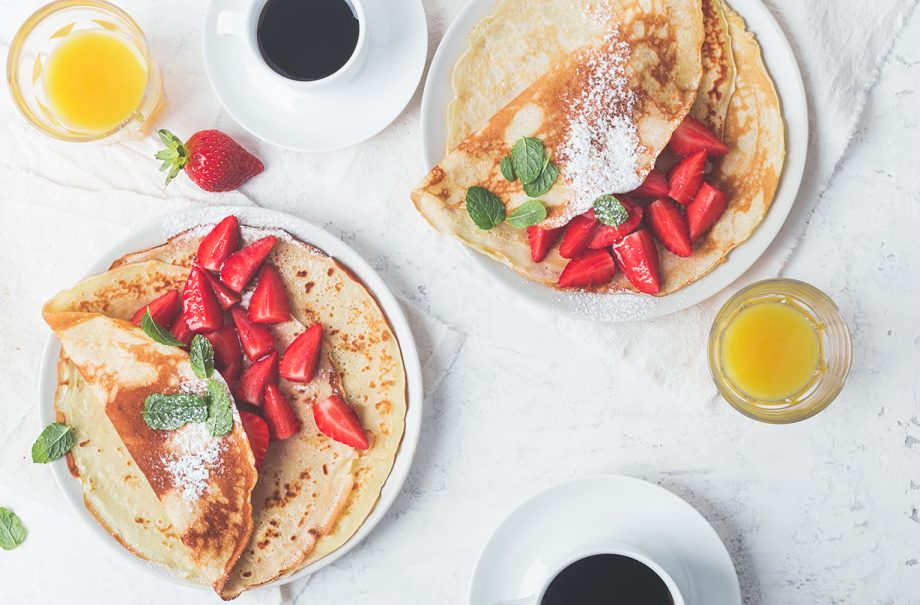 brits favourite pancake toppings revealed