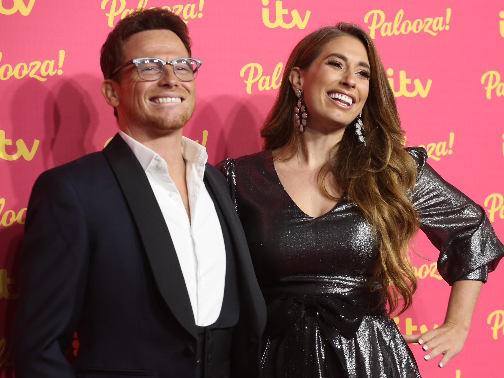 How Stacey Solomon saved Joe Swash from bankruptcy