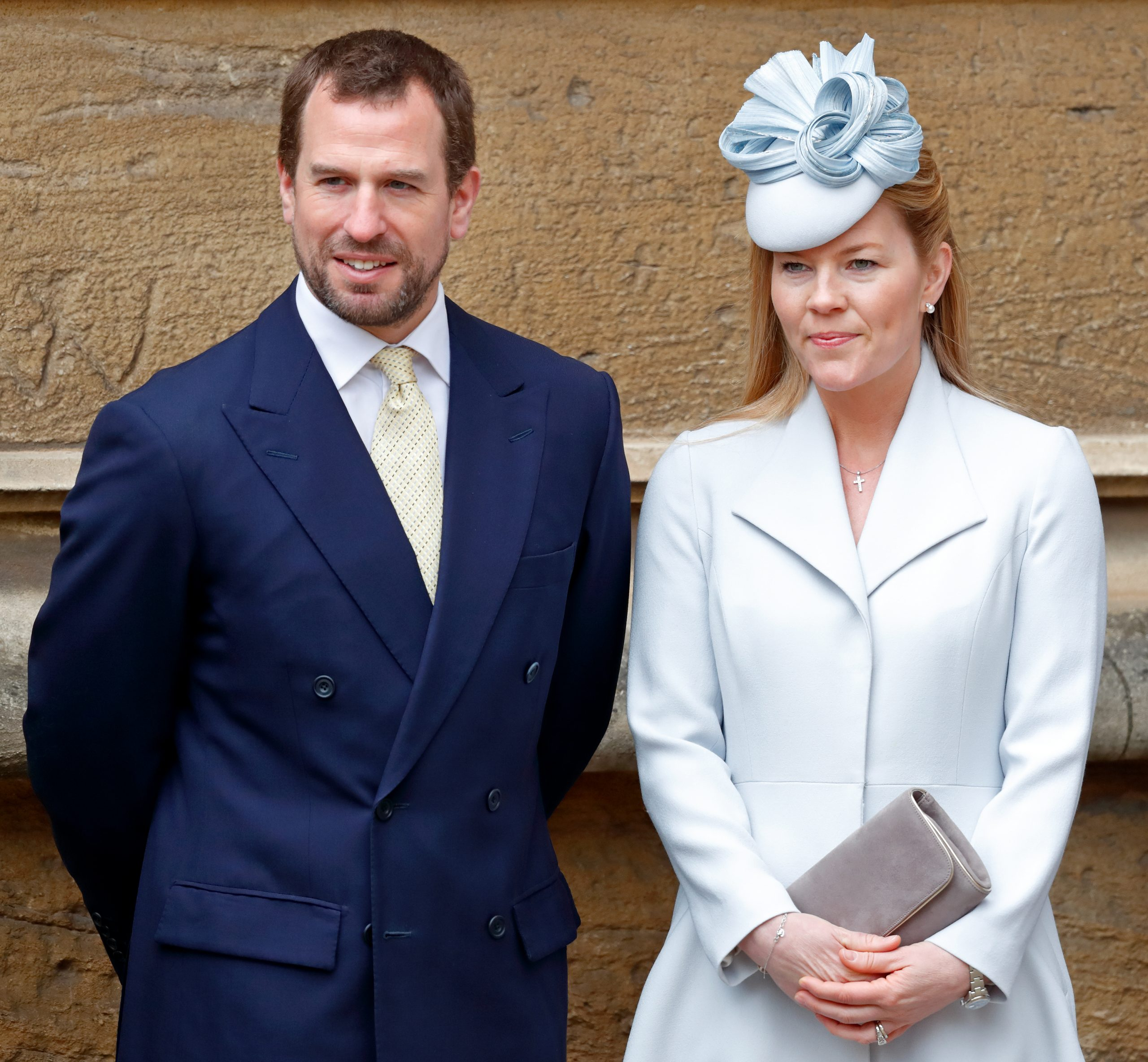 Peter and Autumn Phillips