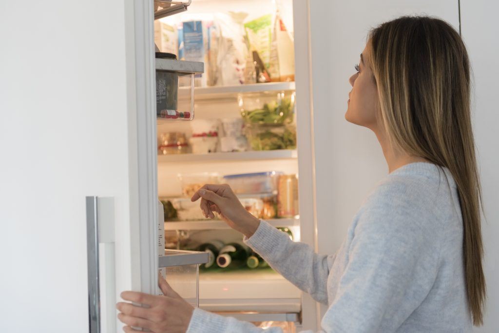 How long can you keep these cooked foods in the fridge for?