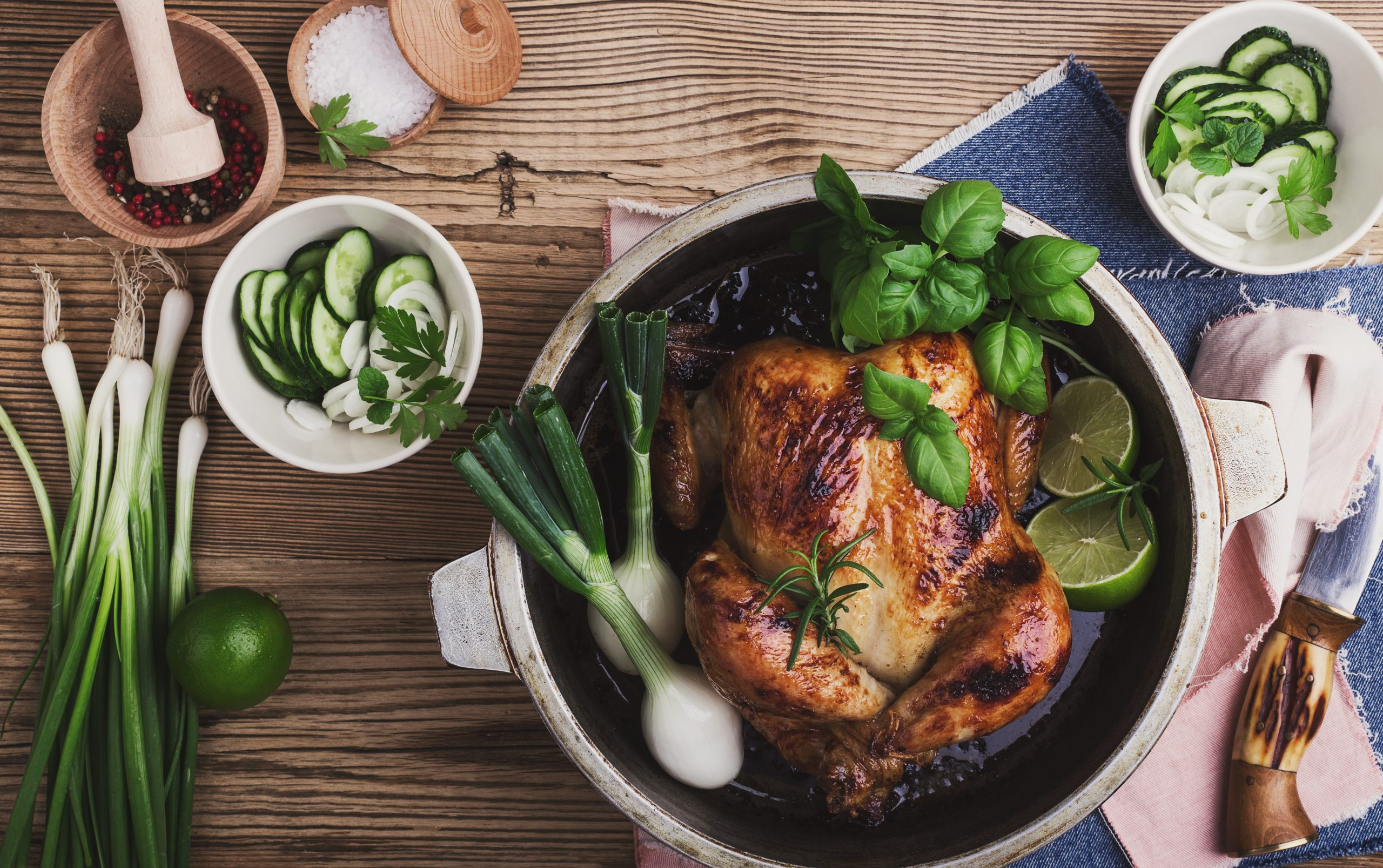 the ultimate guide for cooking chicken  goodtoknow